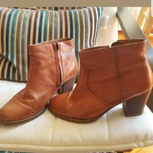 Madewell Ankle Booties